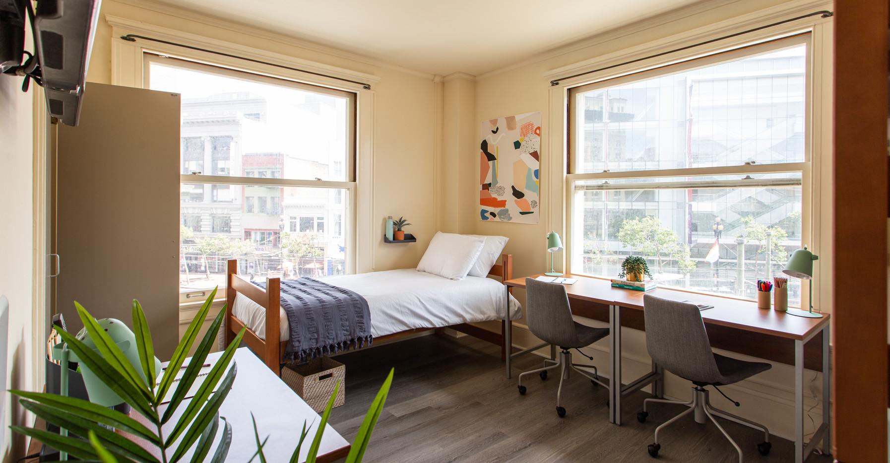 San Francisco student room 4