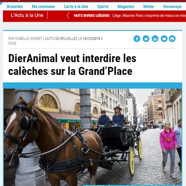 La Capitale, 14 décembre 2019