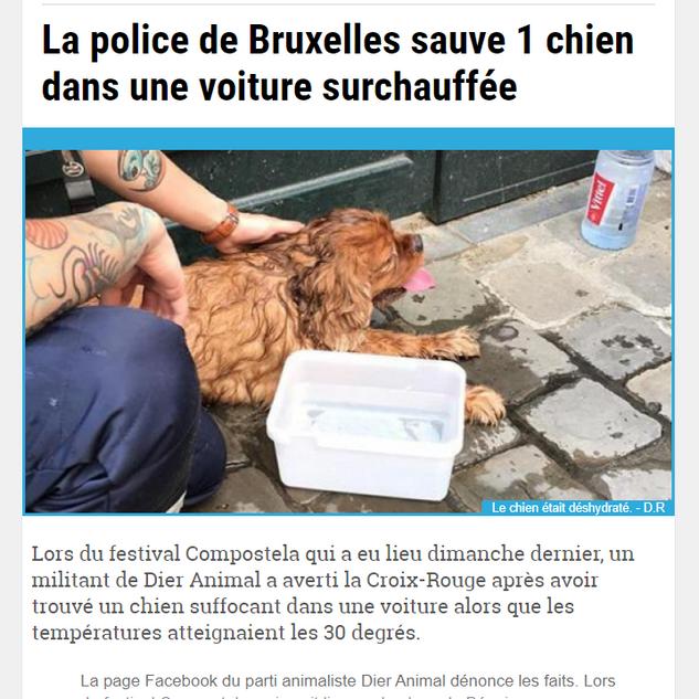 La Capitale, 5 juin 2019