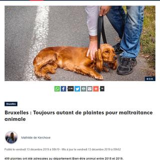 La Capitale, 13 décembre 2019