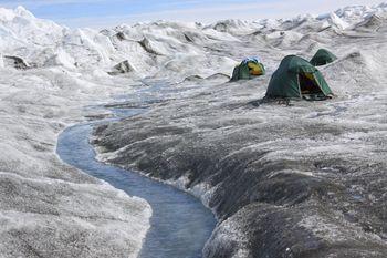 Vortragsabend im November - Wie wir den Klimawandel in Grönland erlebten
