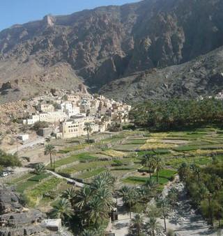 Eine Reise in den trockenen Norden Omans
