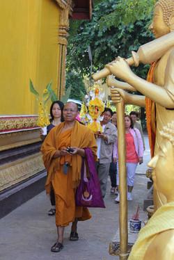 durch Laos und Kambodscha