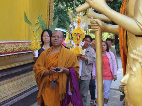 Mit dem Rucksack durch Laos und Kambodscha
