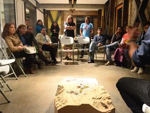 Elección jurado representante de la comunidad, concurso recuperación Ascensor Las Cañas