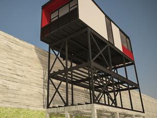 Iniciamos la reconstrucción de la sede de la JJVV nº 63 del cerro Las Cañas