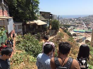 Taller Valparaíso Escuela de Diseño Urbano y del Paisaje de la Universidad de Pennsylvania - Escuela
