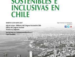 Plan Cº en seminario organizado por la Biblioteca del Congreso Nacional.