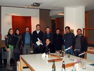 Primer encuentro de trabajo y desarrollo de redes empresariales