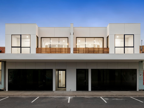 Bentleigh East - 4 Apartments & 2 Shops