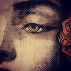 Close-up Golden Eyes