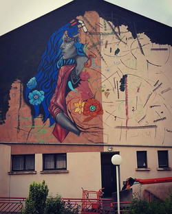 Mur Murs Festival, France