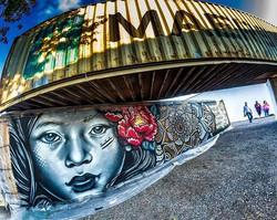 #streetartmankind #miami #kinmx #kathrin