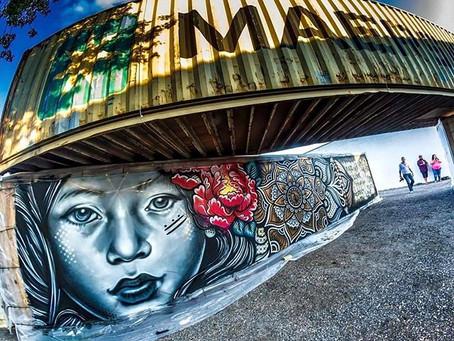 STREET ART FOR MANKIND (MIAMI) 2017