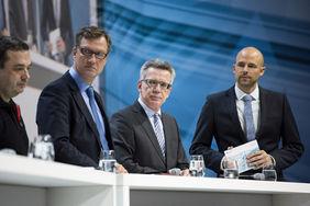 IT-Gipfel des Bundesminsteriums f. Wirtschaft & Energie