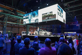 Premiere Volvo V60 2018
