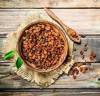 raisins-in-bowl-P9TEVEP.jpg