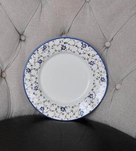 Десертная тарелка OF Cerâmica Blue Flowers