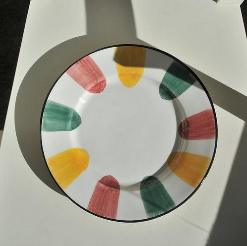 Тарелка OF Cerâmica Picasso