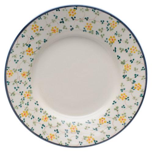 Десертная тарелка OF Cerâmica Yellow Flowers