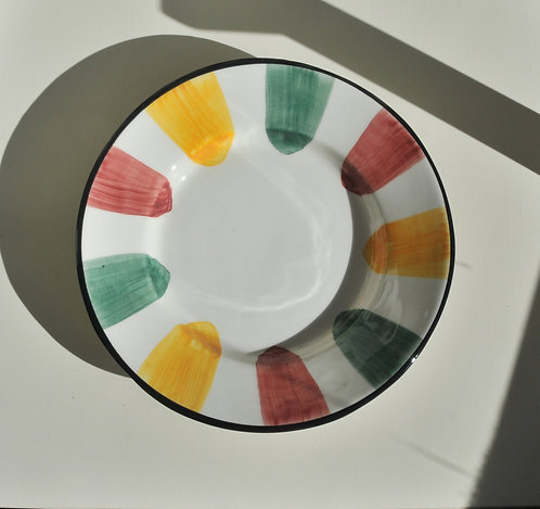 Десертная тарелка OF Cerâmica Picasso