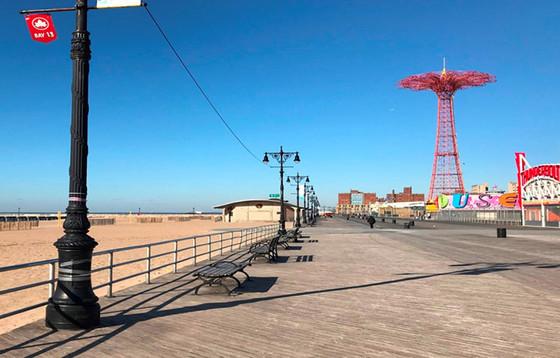 Our Boardwalk Becomes A Designated Landmark!!