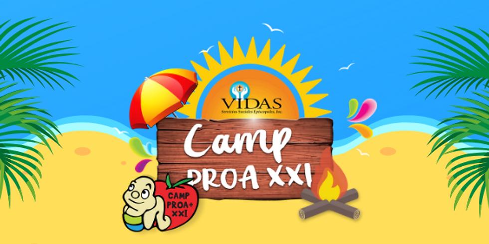 Camp PROA XXI