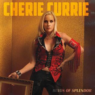 """Cherie Currie Releases New Star-Studded Solo Album""""Blvds of Splendor""""Via Blackheart Records"""