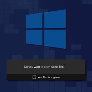 Windows 10 Game Bar Disabler