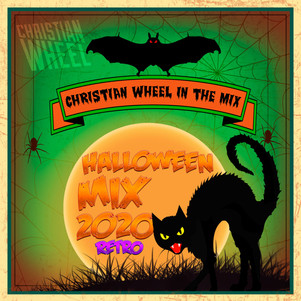 Halloween Mix 2020 (Retro 80's) (Christian Wheel)