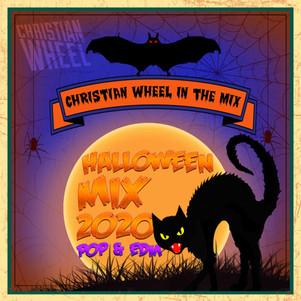 Halloween Mix 2020 (Pop & EDM) (Christian Wheel)
