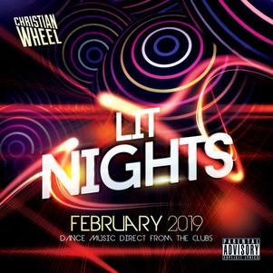 Lit Nights (February 2019)