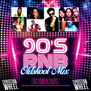 90's R&B Oldschool Mix - Oct 2020