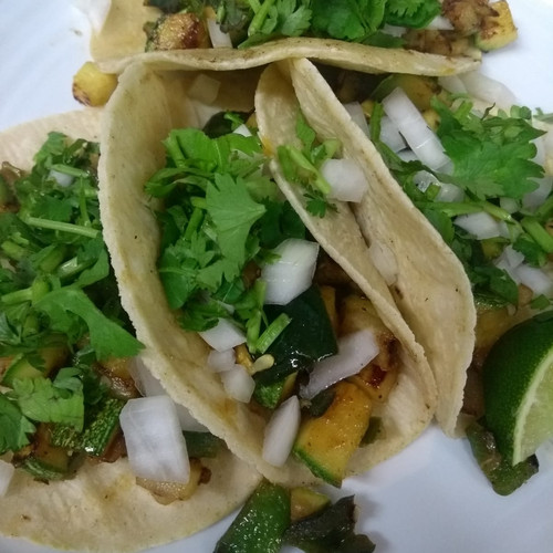 Tacos végé