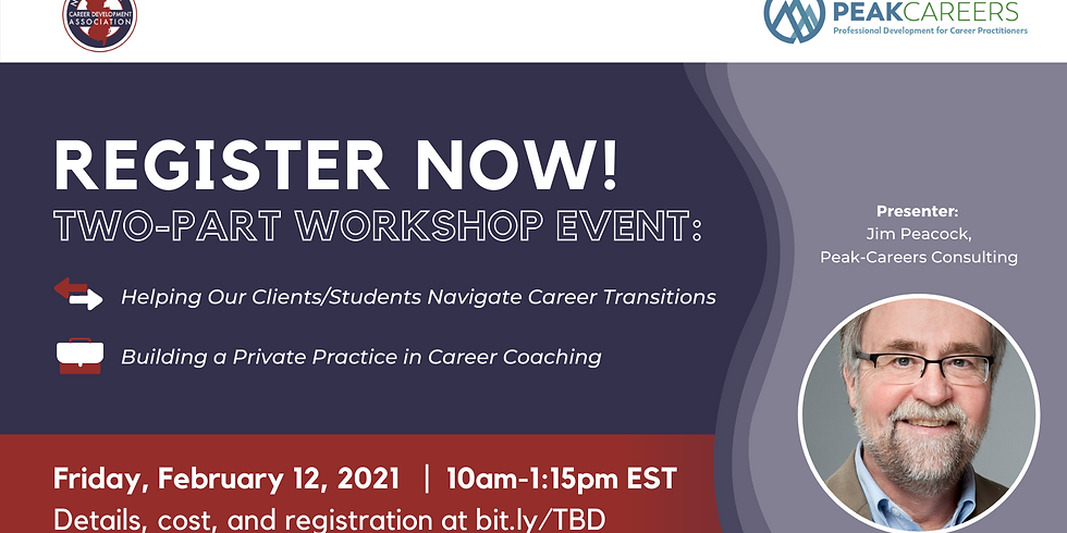 Helping Our Clients/Students Navigate Career Transitions