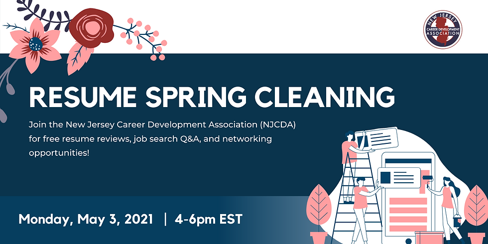Resume Spring Cleaning