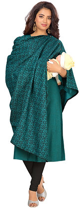 Cotton Maternity Feeding Dress with Nursing Dupatta