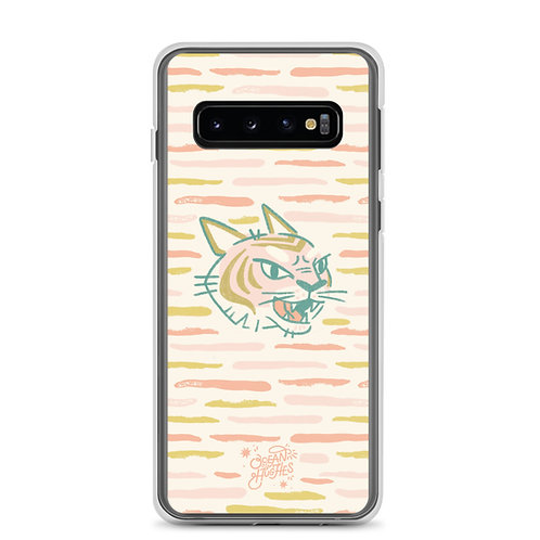 Tiger Stripe - Samsung Case