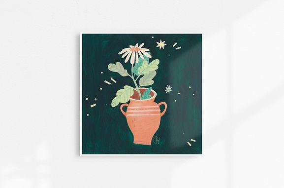 Bloom - Art Print