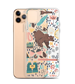 Happy Camper - iPhone Case