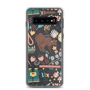 Happy Camper - Samsung Case