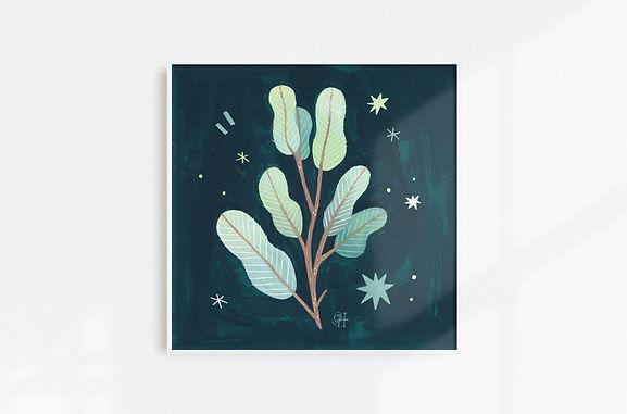 Branch - Art Print