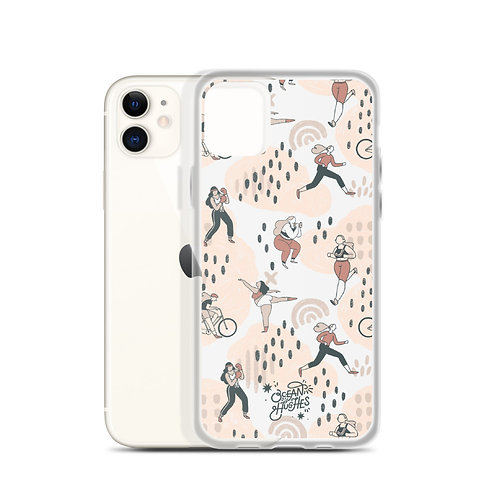 Gym Babes iPhone Case