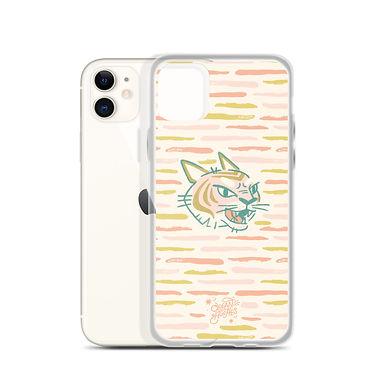 Tiger Stripe iPhone Case