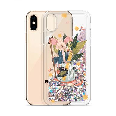 Creative Critter - Liquid Glitter Phone Case