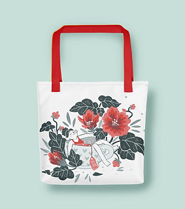 Time for Tea Tote bag