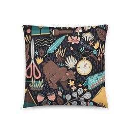 Happy Camper Pillow