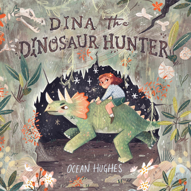 A - Dina the Dinosaur Hunter