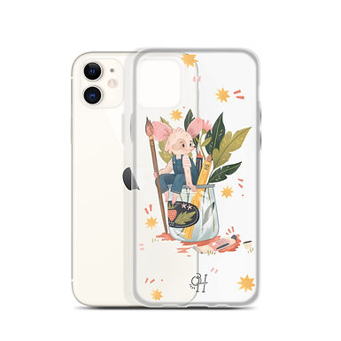 Creative Critter - iPhone Case