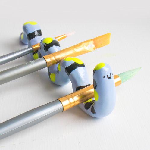 Winnie - Caterpillar Paint Brush Holder